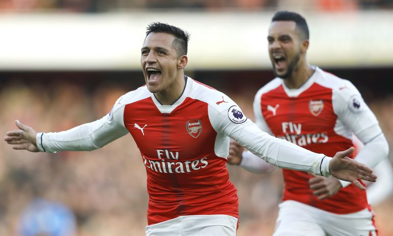 Arsenal stand strong and refuse to entertain offers for Alexis