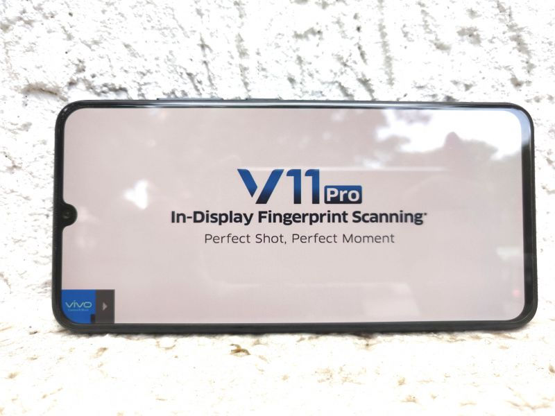 Vivo V11 Pro (Deccan Chronicle)