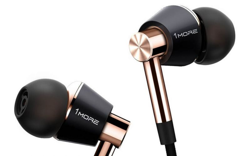1More Triple Driver In-Ear headphones review
