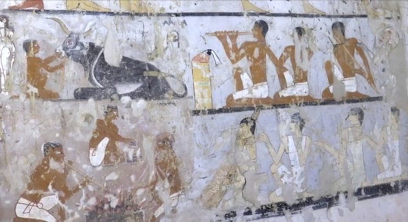 4,400-year-old tomb discovered
