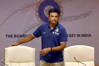 Mr Dependable, even from the sidelines: Dravid was known as 'Mr Dependable' during his playing days. However, the legendary batsman has continued to help Indian cricket even after hanging-up his boots. He guided the India u-19 team to the runners-up position in the junior World Cup, last year. (Photo: PTI)