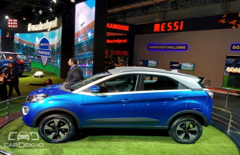 Tata Nexon production begins at Ranjangaon plant