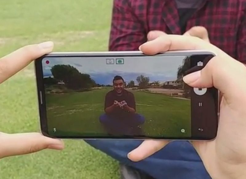 LG V30 Seen In Action In Series Of Leaked Videos By HitRecord