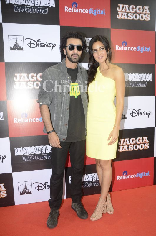 Ranbir and Katrina have a 100 per cent track record at the box office with 'Rajneeti' and 'Ajab Prem Ki Ghazab Ki Kahani' also being hits at the box office.