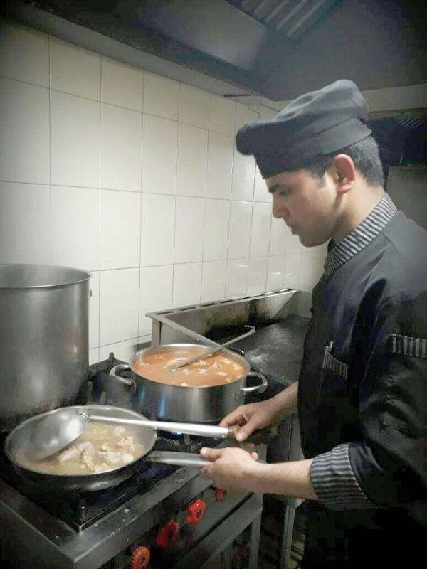 Chef Prakash says that Karnataka food is very similar to Kerala cuisine.