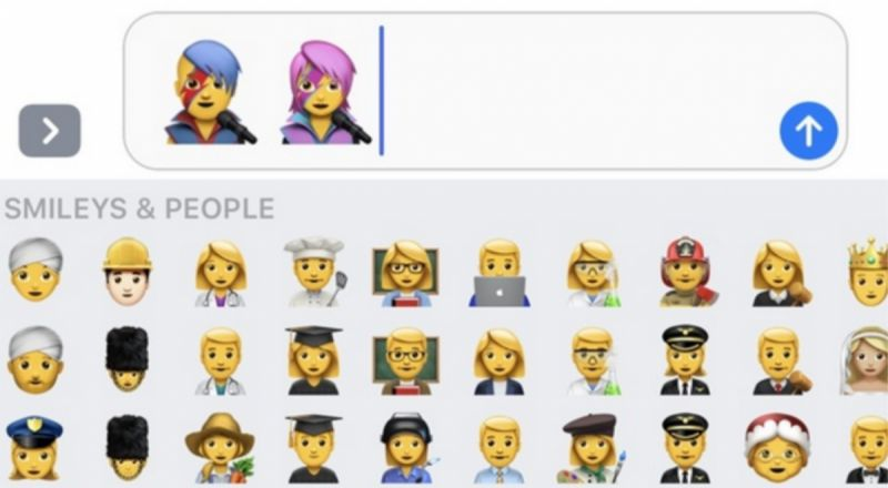 Gay Apple Emojis Investigated In Russia: Apple's New IOS 10.2 Update Has A Surprise You Didn't Know