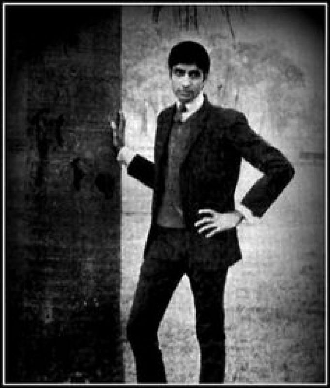 Amitabh was never much inclined to career in Bollywood.