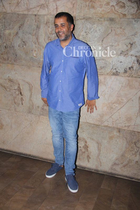 Chetan Bhagat has turned a producer with the film, which is based on his book of the same name.