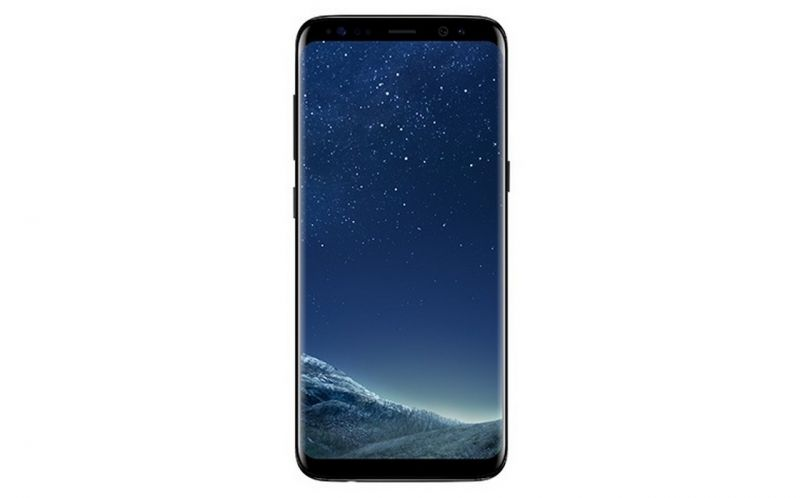 The display is also called as the Infinity display by Samsung and is a Super AMOLED one with always-on feature and 16M colours. It is protected by a Corning Gorilla Glass 5 on the front and the back.