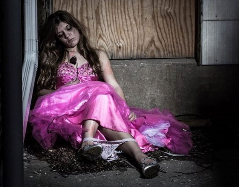 Princess Aurora from Sleeping Beauty is a victim of rape and it has been depicted in the exact same fashion we hear about it everyday.