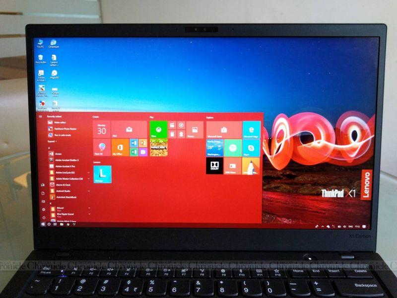 Lenovo ThinkPad X1 Carbon 6th Gen