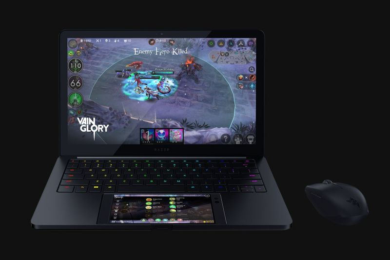Razer's project Linda is the Frankenstein's monster of laptops