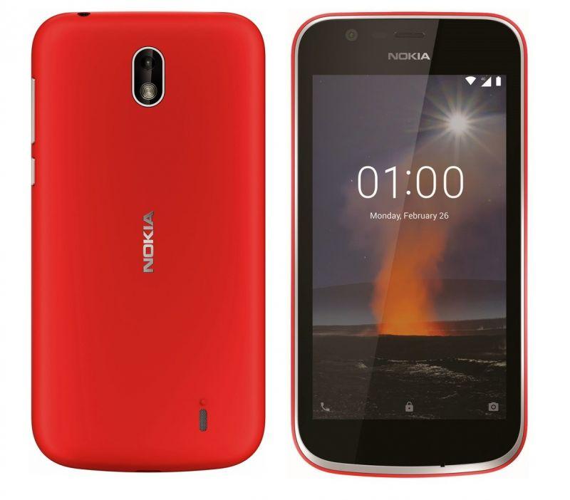 Nokia 1 Evan Blass Android Go