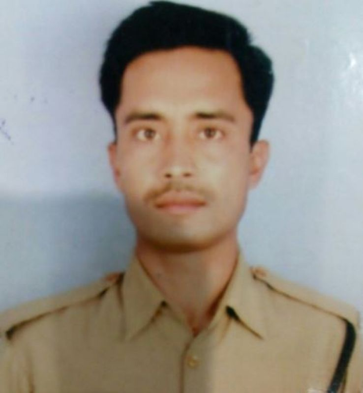 BSF Constable Brijendra Bahadur Singh killed in firing by Pakistan in Arnia area of Jammu and Kashmir's RS Pura