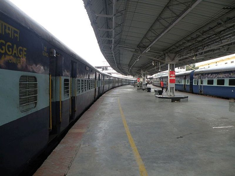 Arun Jaitley said Railways and roads are the lifeline of the country and he feels proud to present the first combined budget. Jaitley also announced that 500 stations will be made for differently-able friendly providing lifts and escalators. For passenger safety, Arun Jaitley announced safety fund of Rs 1 lakh crore will be allocated over next 5 years. (Photo: PTI/Representational Image)