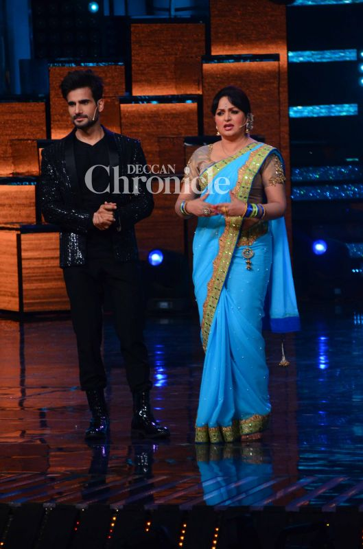Upasana Singh is also one of the hosts on the show.