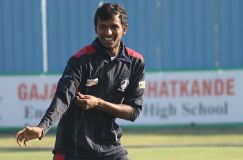 T Natarajan: The rags to riches story of IPL 2017 auction. Daily wage labourer's son T Natarajan was bought by Kings Xi Punjab for Rs 3 crore. Natarajan made his name playing for Dindigul Dragons in Tamil Nadu Premier League. (Photo: T Natarajan)