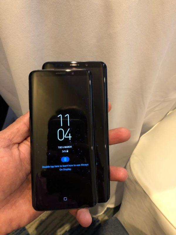 Samsung Galaxy S9 hands-on