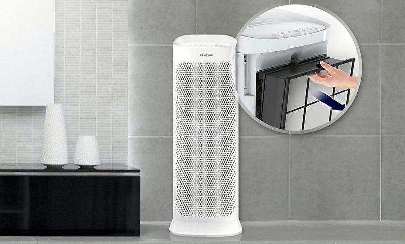 Samsung AX7000 air purifier review
