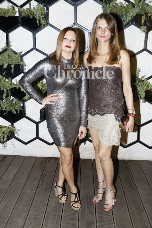 Deanne Pandey and Nandita Mahtani were also spotted at the launch.