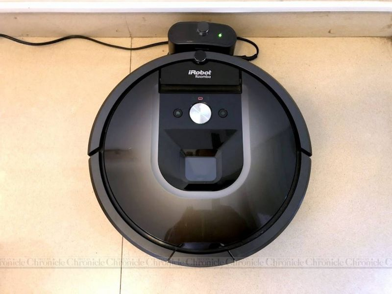 iRobot Roomba 980 review (Deccan Chronicle)