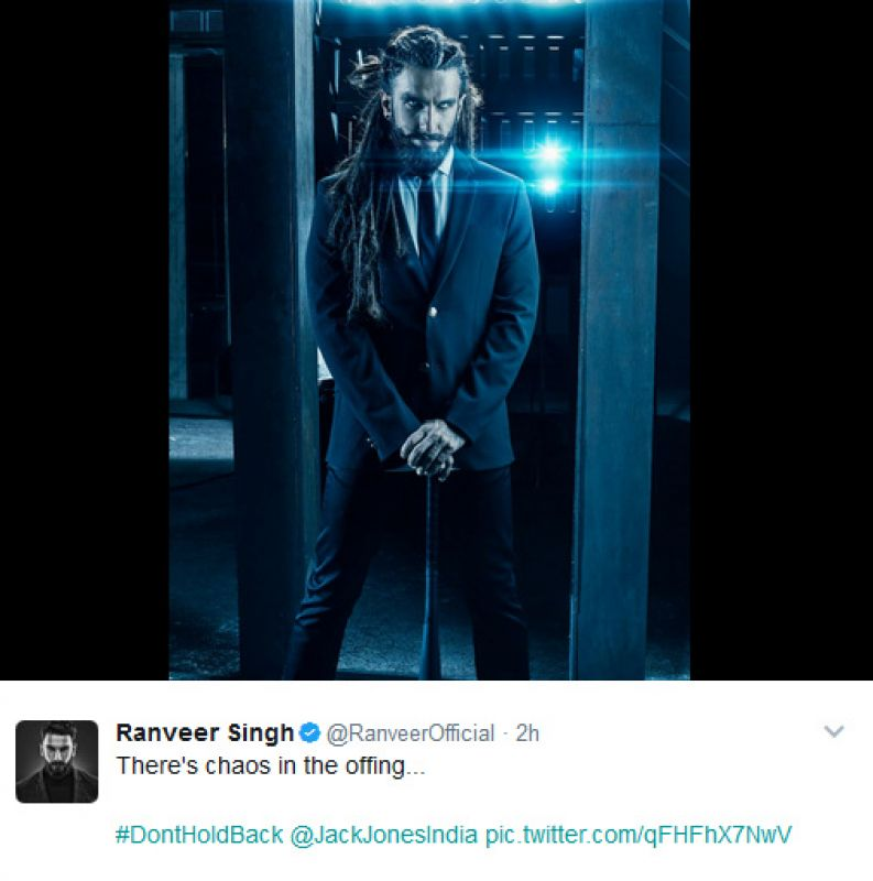 Jason Momoa Transformation: Check Out Ranveer Singh's Transformation As He Channels