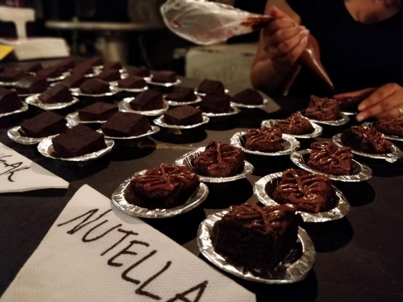 Nutella cupcakes by Harsh, A Diabetic Chef