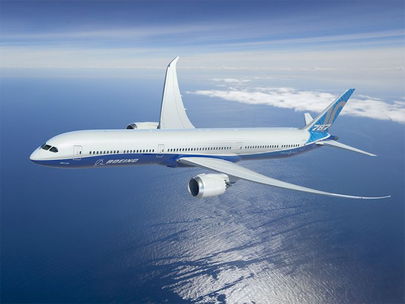 Boeing will deliver the 787-10 to airlines in 2018. The airplane has won 149 orders from nine customers across the globe.