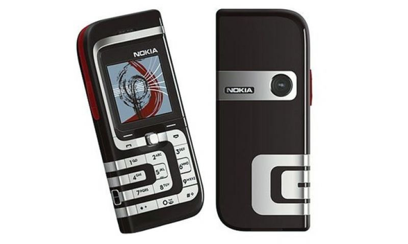 The Nokia 7260 was launched in 2005 as one of company's creative designs. It also had downloadable polyphonic ringtones.