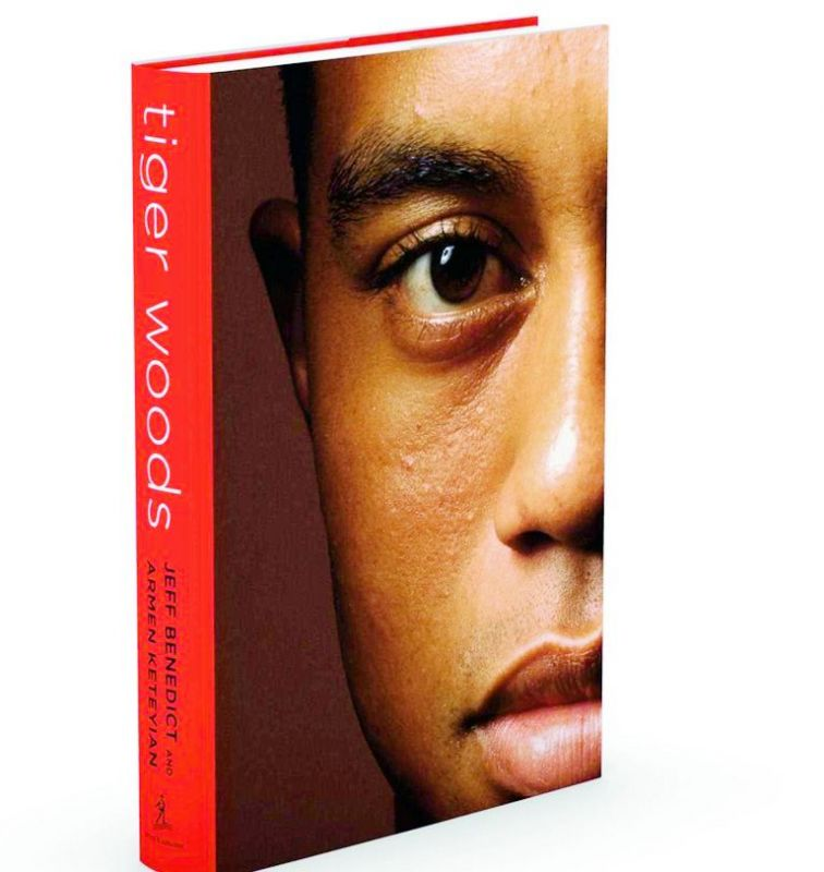 Tiger woods  by Jeff Benedict and Armen Keteyian  Rs 568, pp 490 Simon & Schuster UK.