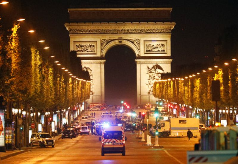 "France's government has reviewed its already extensive election security measures and says it is ""fully mobilized"" in the wake of the Champs-Elysees gun attack on police officers."
