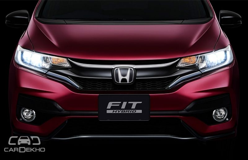 2018 honda jazz facelift.  jazz all in all like the case with all honda facelifts jazz also gets  understated aesthetic upgrades and additional goodies which segment demands  to 2018 honda jazz facelift