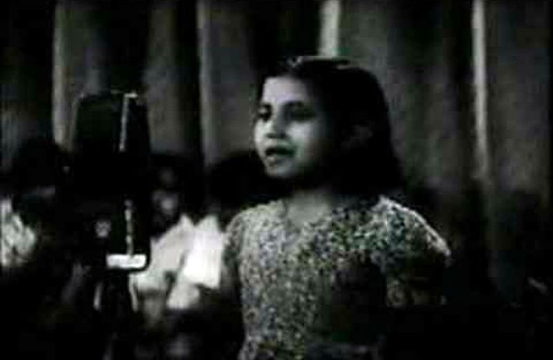 Young Madhubala.