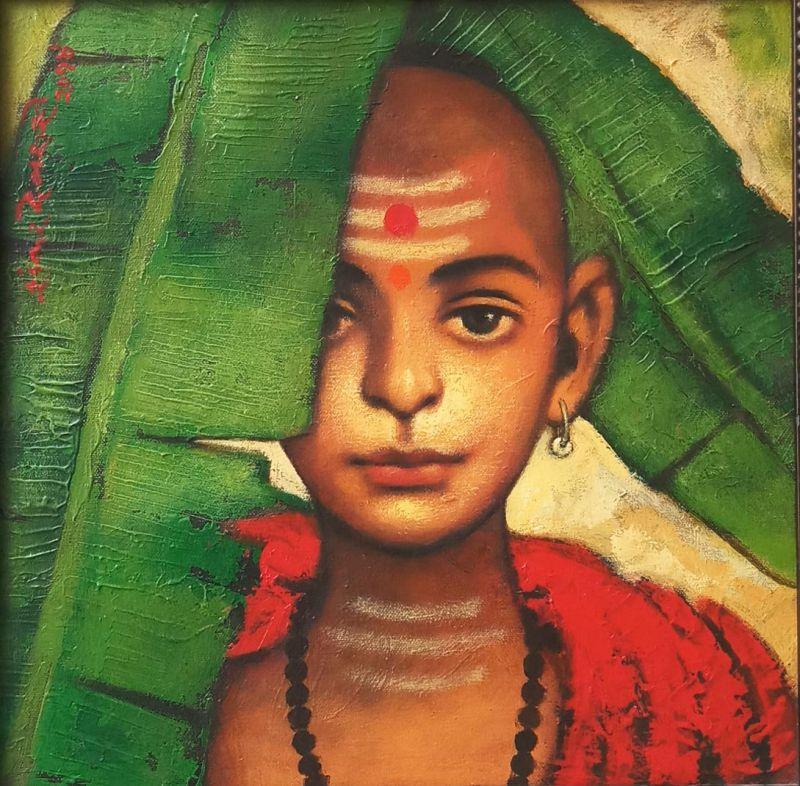A Shankar Devrukhe creation