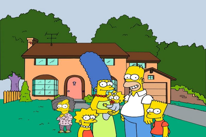 Redditors found the best family the Syrian girl could feel safe with and it had to be the Simpsons.