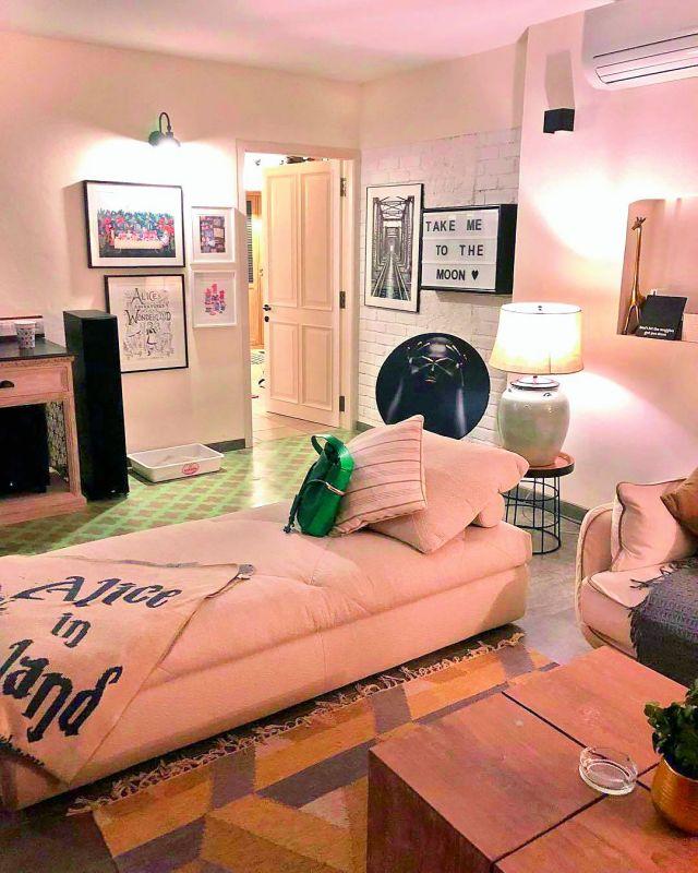A look inside: Alia's home