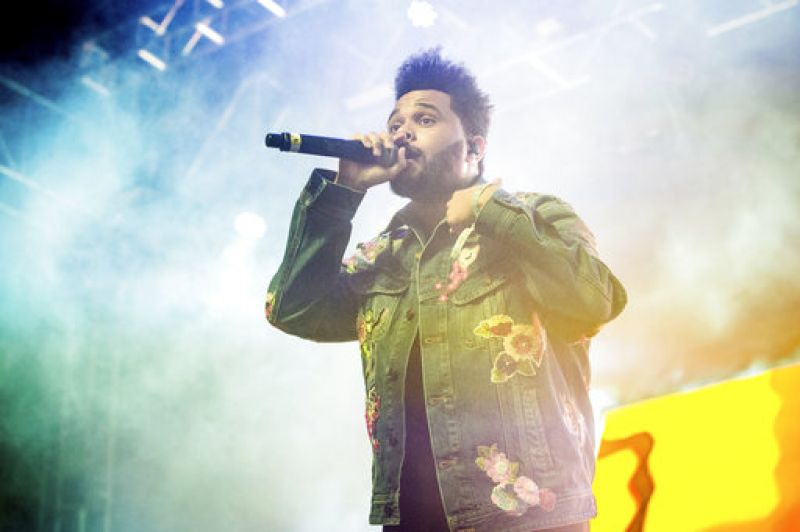 Nav, The Weeknd, Navraj Singh Goraya, Abel Makkonen Tesfaye