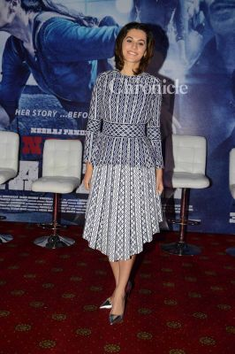 Taapsee Pannu plays the titular character in the film.