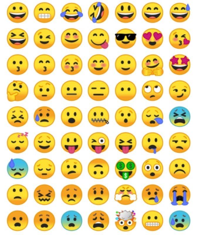 Google is done with bad emoji blobs, new emojis in line