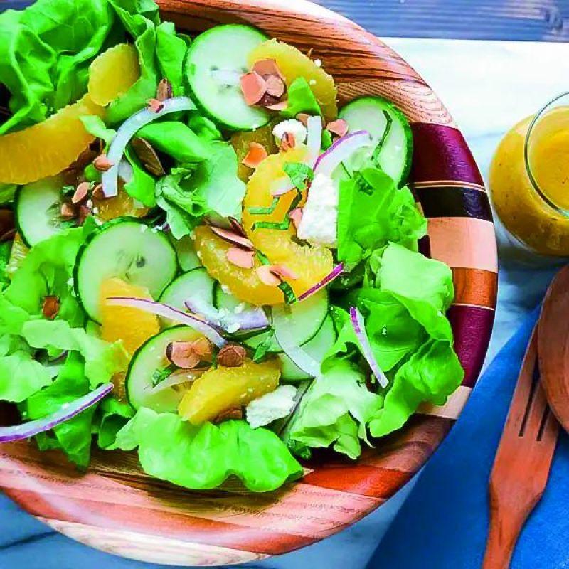 Almond-Citrus Salad