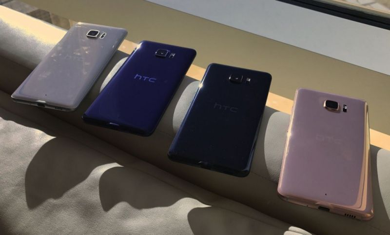 HTC U Ultra (Photo: Techastic)