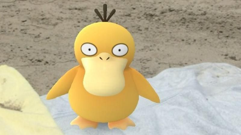 Woman found Pokemon in her bed, claimed it raped her