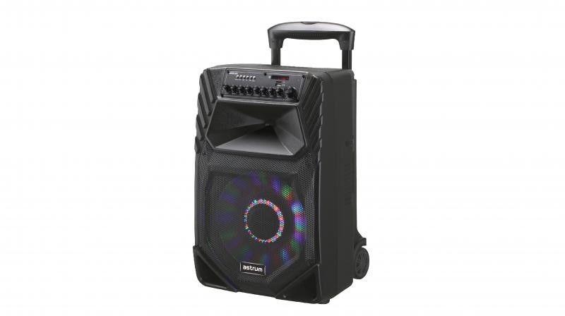 Astrum TM155 trolley speaker