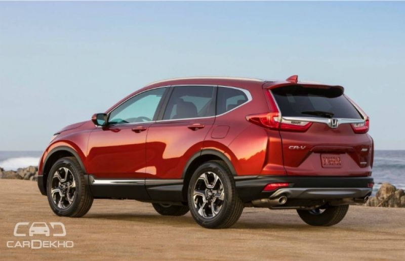 2018 honda suv. plain 2018 the 2018 honda crv will have a crowded segment to compete with here  volkswagen has recently launched the tiguan and jeep is coming up locally  throughout honda suv