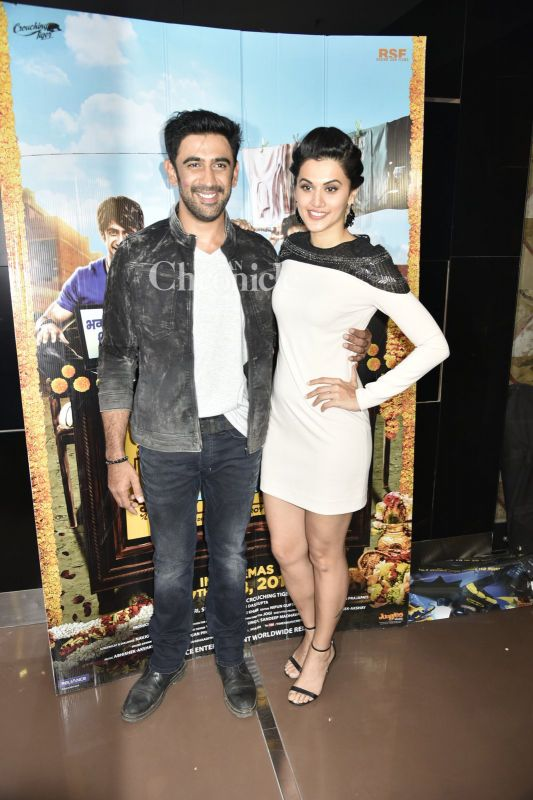 Amit Sadh and Taapsee Pannu are the lead actors of the film.