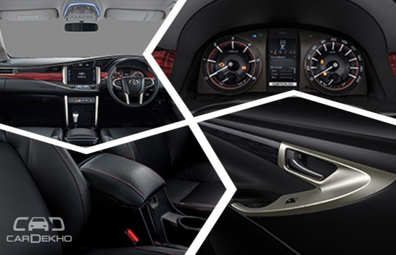 2018 toyota innova touring sport. Modren 2018 Toyota Innova Touring Sport New Inside 2018 Toyota Innova Touring Sport N