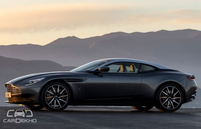 Aston Martin DB11 