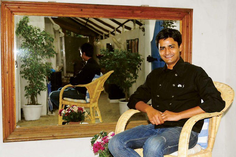 Chef Manu Chandra