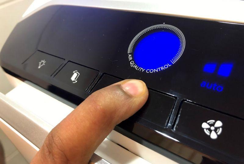 Tefal Intense Pure Air XL review