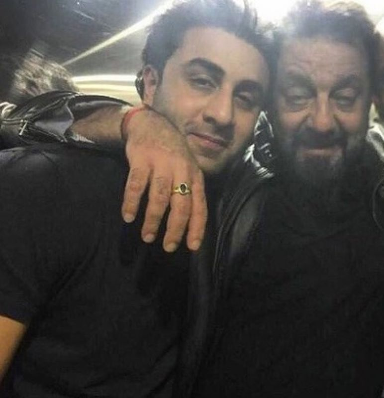 Arshad Warsi Praises Sanjay Dutt! Wishes Him Luck For Bhoomi